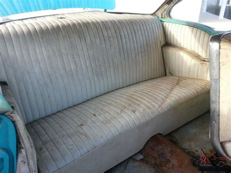 chevy bench seat for sale 57 chevy bel air bench seat for sale autos post
