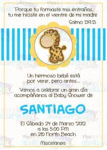 best 25 invitaciones para baby shower ideas only on
