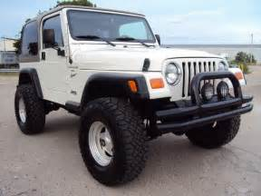 purchase used for sale 2004 jeep wrangler electric lime