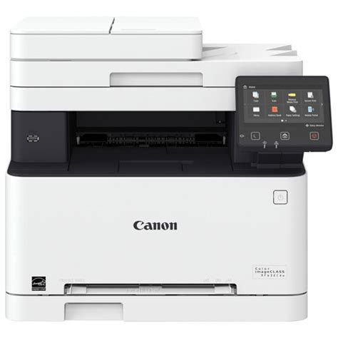 canon color printer canon imageclass mf632cdw colour wireless laser printer