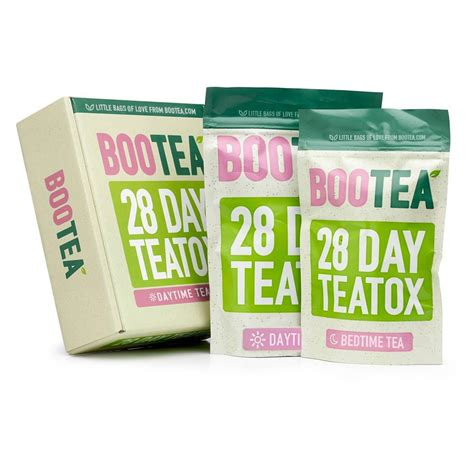 28 Day Tea Detox Uk by 28 Day Teatox Bootea