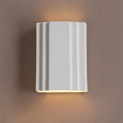 Square Sconce Square Sconce Rectangular Wall Sconce Geometric Wall Sconce