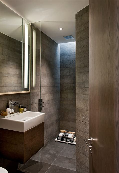 Modern Bathroom Shower Walk In Showers For Small Bathrooms Bathroom Contemporary With Bathroom Tile Glass Tile