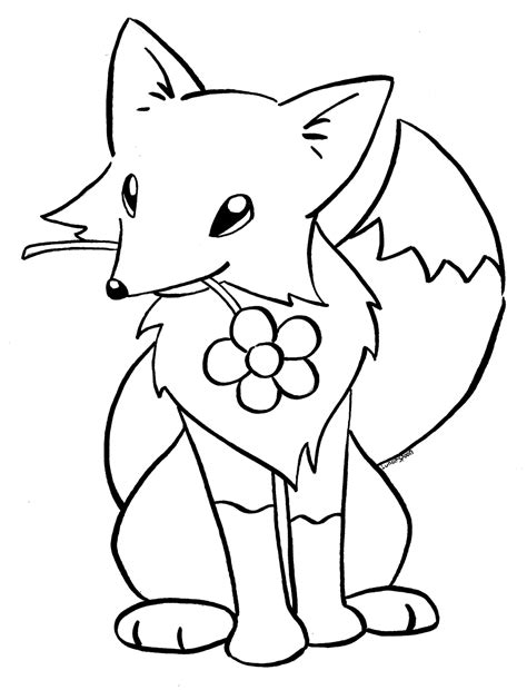 Coloring Pages Cute And Easy Coloring Pages Free And Printable Free Simple Coloring Pages