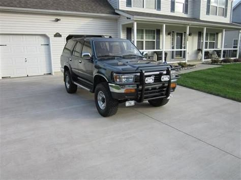 1994 Toyota 4runner Gas Mileage Sell Used 1994 Toyota 4runner Sr5 4x4 Low