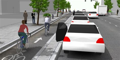 urban design guidelines victoria nz cyclist dooring map released by ipru injury