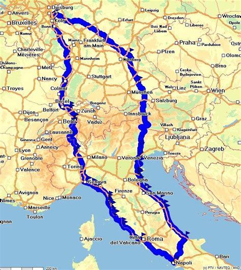 Motorradfahren In Italien by Unsere Motorradtour Im September