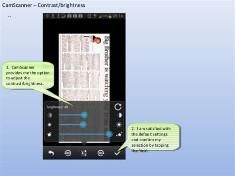 mobile ocr mobile capture news paper columns and ocr it using mobile ocr