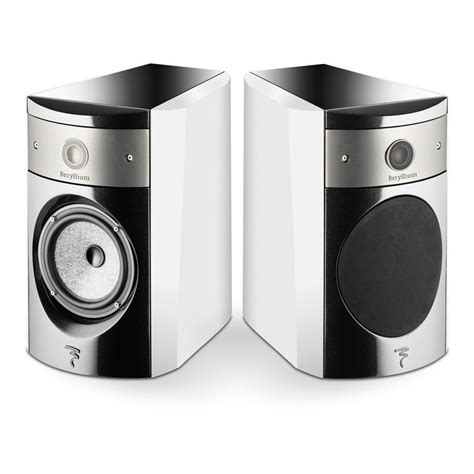 focal electra 1008be bookshelf speakers speakers at