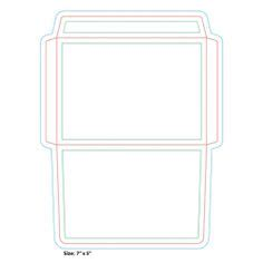 recollections cards and envelopes 5x7 template 1000 images about diy envelopes on envelope