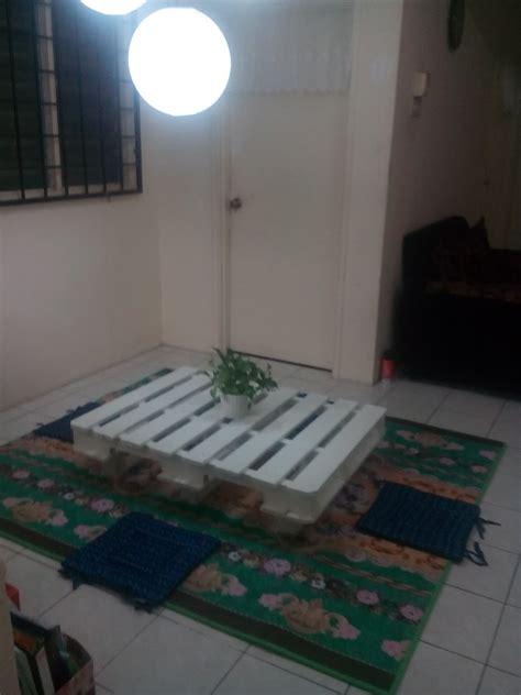 Meja Kayu Malaysia diy malaysia idea kreatif dalam dekorasi dan hiasan