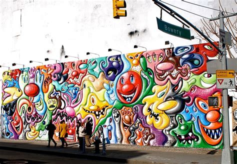 Comic Wall Mural daze important member of the renowned group of ny