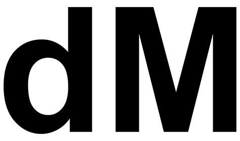 d m file dm logo svg wikimedia commons