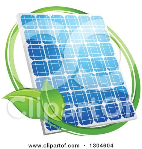 royalty free solar panel clip art vector images clipart of a seamless background pattern of green leaves