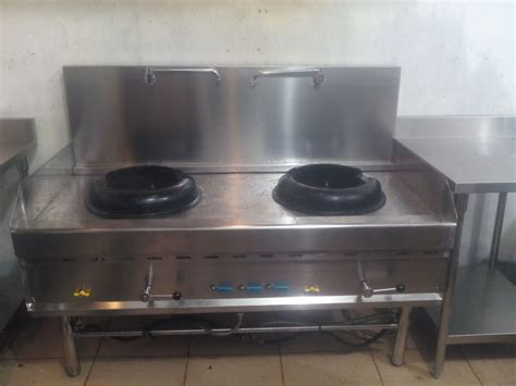 Tempat Masak Alat Dapur dapur dua tungku desainrumahid