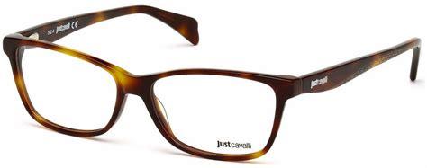 just cavalli jc0712 eyeglasses free shipping