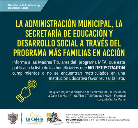 cronograma jovenes en accion 2016 jovenes en accion 2016 colombia agosto 2016 consultas de
