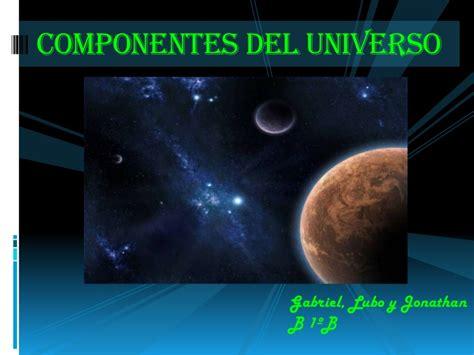 imagenes del universo y sus elementos componentes del universo