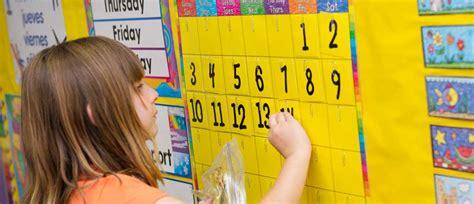 Calendar Helper Kaleidoscope Preschool School Calendar