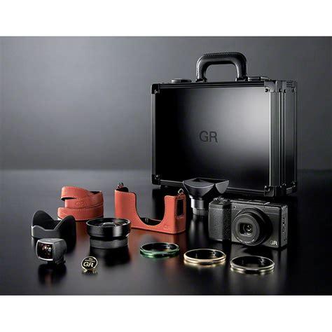 ricoh gr ricoh gr ii digital premium kit 175863 b h photo