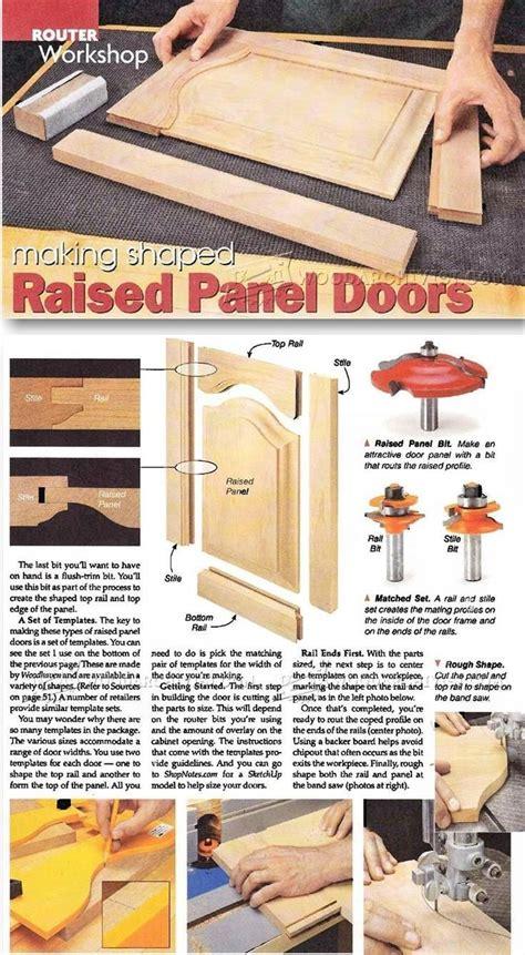 diy raised panel cabinet doors 25 best ideas about raised panel on raised