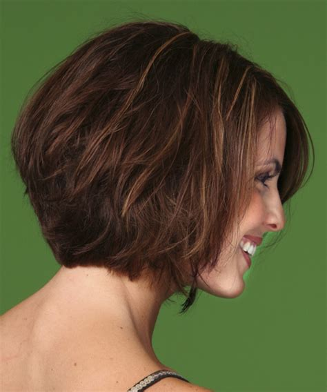 meidum hair cuts back veiw back view of medium length bob hairstyles short