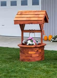 Amish Bathroom Vanities Amish Outdoor Large Wishing Well