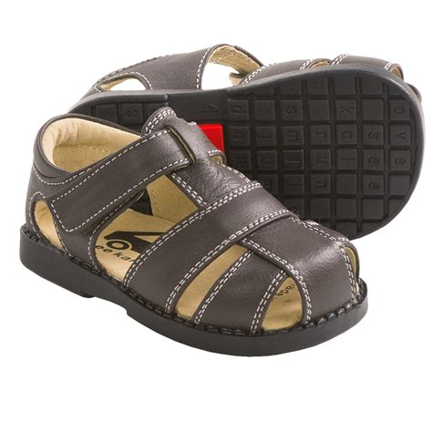 see run sandals see run jude fisherman sandals leather for toddlers