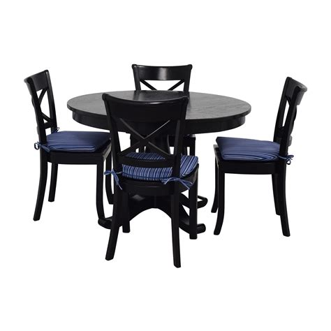 Crate And Barrel Dining Table And Chairs 60 Crate Barrel Crate Barrel Table And Chairs Tables
