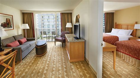 2 bedroom suites in waikiki oahu one two bedroom suites embassy suites waikiki