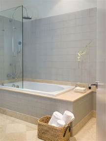 Drop In Tub With Shower Tub Shower Combo Design Modern Bathroom Ideas
