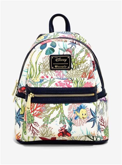 loungefly disney mini backpack sante