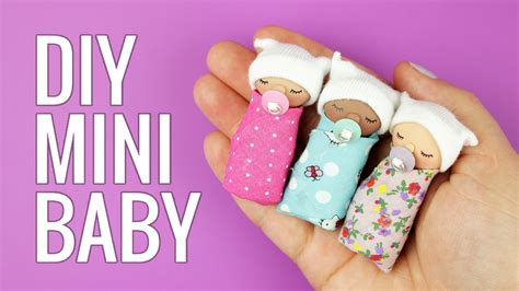 doll diy diy miniature baby diy miniature doll baby pacifier