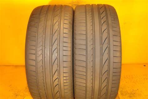 2 used tires 275 40 bridgestone 275 40 20