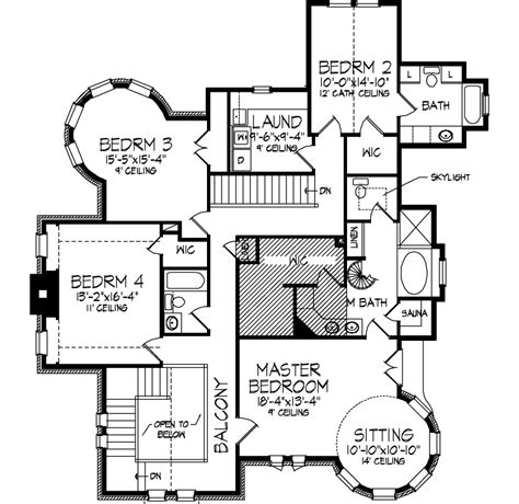 old floor plans kirkland old world home plan 072d 0995 house plans and more