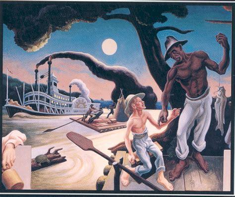 social themes in huckleberry finn the adventures of huckleberry finn american literature 2