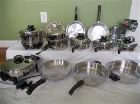 kitchen craft west bend waterless stainless steel cookware