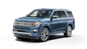Suv Ford Ford Back In Big Suv With 2018 Expedition