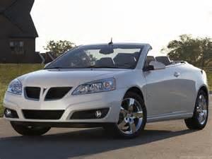 Reviews On Pontiac G6 Pontiac G6 Convertible Buying Guide