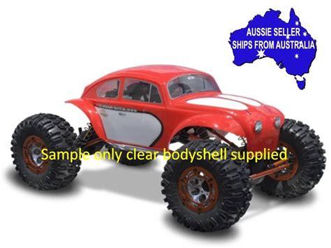 rc baja truck 1 10 rc clear lexan body shell baja bug beetle for monster