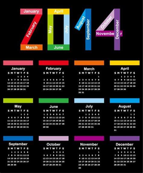 2014 calendar psd template download 2014 calendar vector templates