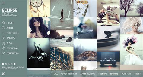 themes in the book eclipse eclipse a premium creative wordpress theme free download