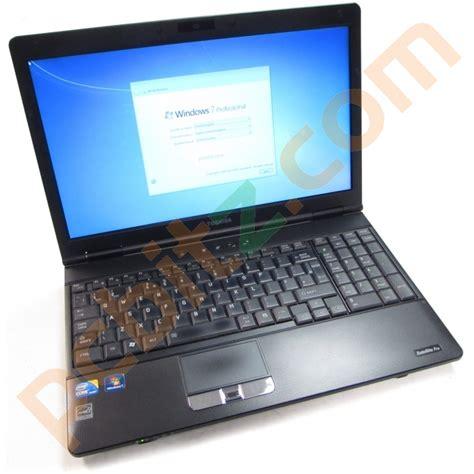 toshiba satellite pro s500 i3 2 13ghz 4gb 250gb windows 7 15 6 laptop refurbished laptops