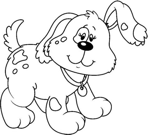 Dog Black And White Clipart  ClipartFest sketch template