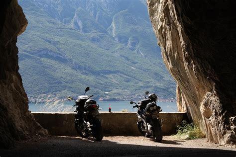 Warndreieck F R Motorrad In Italien by Brasa Schlucht Italien Gardasee Motorrad Doovi