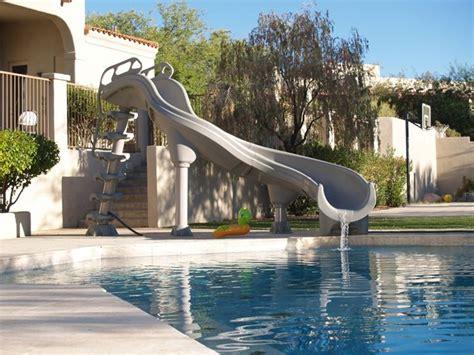 scivolo giardino scivoli da piscina piscine vari tipi di scivoli per