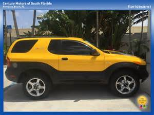 Proton 4x4 2001 Isuzu Vehicross Base Sport Utility 2 Door Ebay