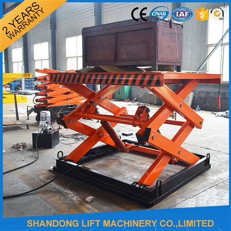 stationary tables for sale electric cylinder hydraulic stationary scissor lift table