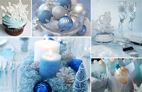 winter themed decor 10 stylish winter wedding centerpiece ideas creme de la