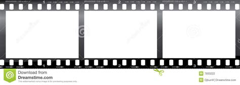 35mm film strip stock photography image 7933222